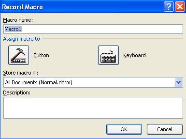 MS Word 2007 - Bài 12: Tạo Macros