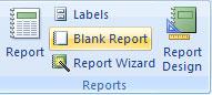 MS Access - Bài 13: Tạo Reports (báo cáo)