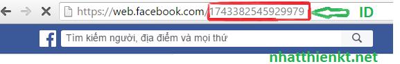 Tìm nick facebook qua id, qua ảnh facebook