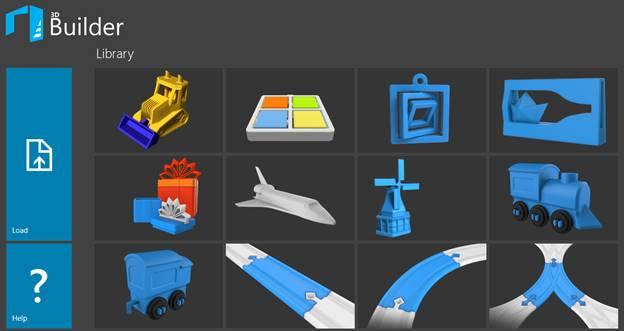 3D Builder windows 10 - Học thiết kế 3D cực víp 67