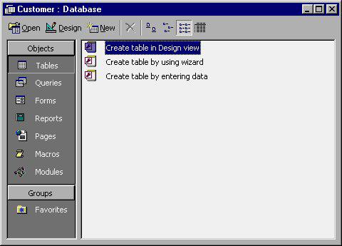 Ms Access 2003 - Bài 14: Chương 4: Tạo cơ sở dữ liệu khác