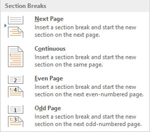 Hướng dẫn toàn tập Word 2013 (Phần 12):Cách ngắt trang, ngắt đoạn