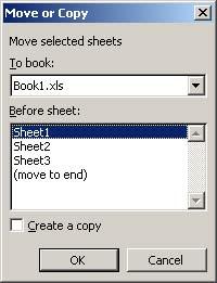 MS Excel - Bài 4: Thao tác với dòng, cột, sheet