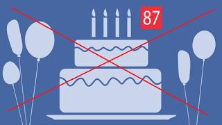 Tắt thông báo sinh nhật trên Facebook nhanh nhất - Cập nhật mới nhất
