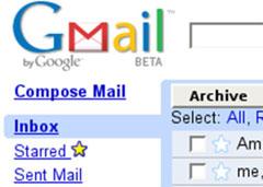 Gmail cho phép log-out từ xa