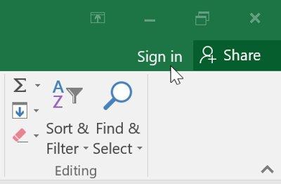 Hướng dẫn toàn tập Excel 2016 (Phần 2): Tìm hiểu về OneDrive