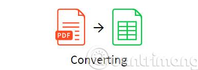 Cách chuyển đổi file PDF sang Excel giữ nguyên định dạng
