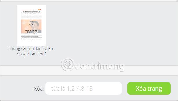 Cách dùng PDFCandy chỉnh sửa file PDF trực tuyến