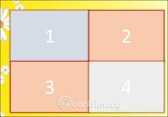 Cách tạo trò chơi đoán hình trên PowerPoint