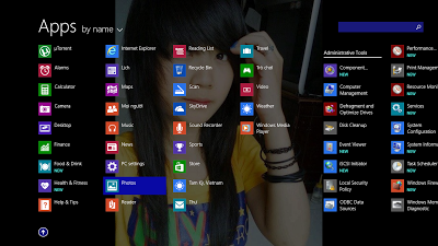 "Hướng dẫn xóa bỏ (Watermark) dòng ""Windows 8.1 Pro Preview Evaluation copy Build 9431"" trên WIN 8.1 PRO PREVIEW 1"