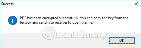 Cách bảo mật file PDF với 2 lớp khóa