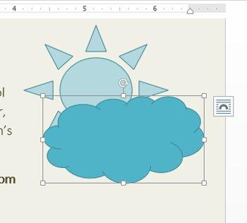 Hướng dẫn toàn tập Word 2013 (Phần 17): Hình vẽ và cách tạo hiệu ứng cho hình vẽ