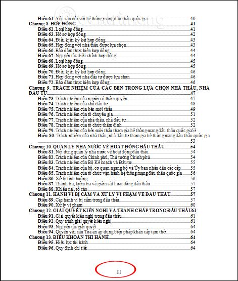 Cách đánh số trang kết hợp i ii iii và 1, 2, 3 trên Word