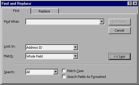 MS Access 2003 - Bài 8: Thay đổi thông tin trong bảng
