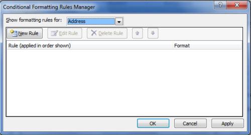Một số tính năng mới của Access 2010