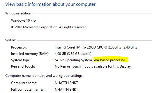 Sửa lỗi page fault in nonpaged area Windows 10 64 bit- 0xC1900101 – 0x20017 [Cập nhật]