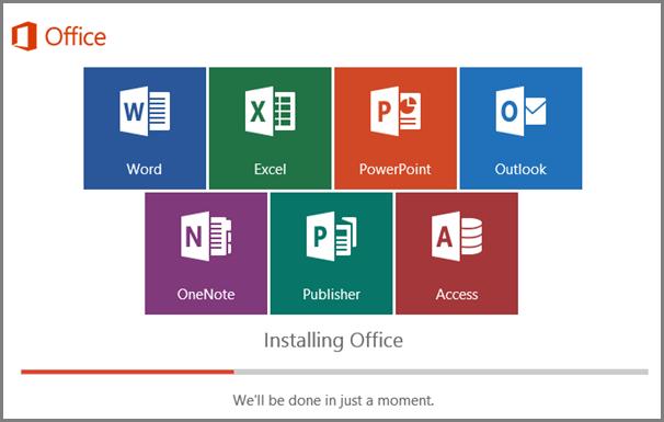 Tải và cài đặt hoặc cài đặt lại Office 365, Office 2016, Office 2013 trên máy tính