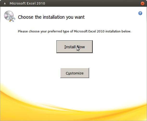 Những cách cài đặt Microsoft Excel trên Linux