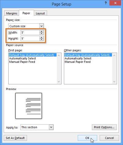 Hướng dẫn toàn tập Word 2013 (Phần 6): Căn chỉnh bố cục trang