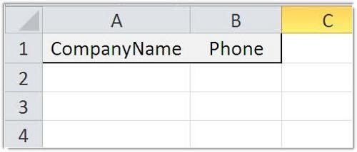 Chuyển form dữ liệu từ Word sang Excel