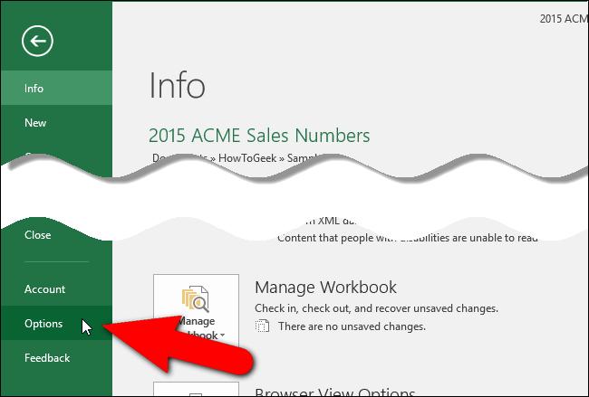 Làm sao để thay đổi định dạng save file mặc định trên Word, Excel và Powerpoint 2016?