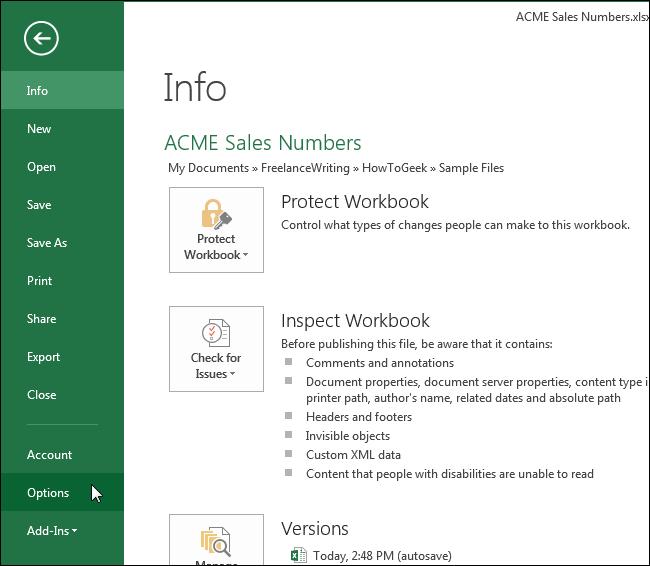 Cách ẩn giấu Sheet trong Excel và cho hiện lại