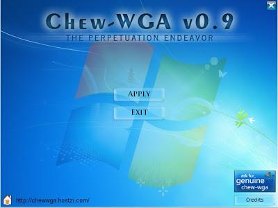 Bản quyền Win 7 nhanh và đơn giản nhất với CW 1