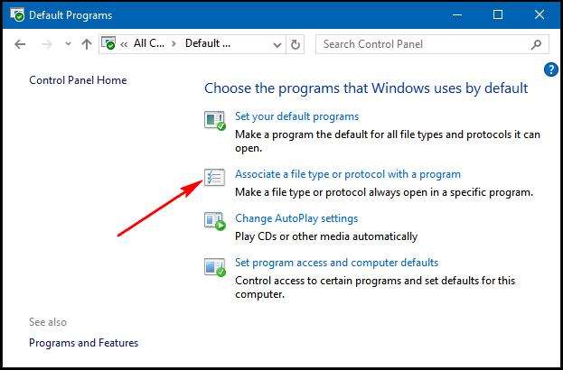 Hướng dẫn thay đổi ứng dụng đọc file PDF mặc định trong Windows 10