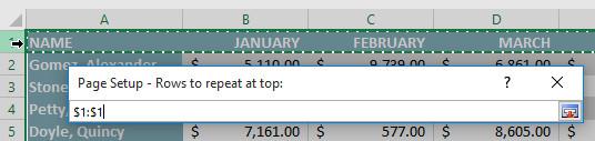 Hướng dẫn toàn tập Excel 2016 (Phần 12): Định dạng trang và in bảng tính