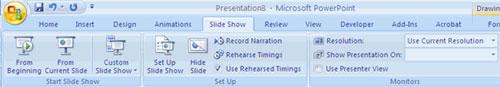 MS PowerPoint 2007 - Bài 10: Các hiệu ứng trình chiếu Slide