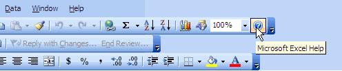 MS Excel - Bài 11: Giải quyết vấn đề về tính năng trợ giúp Excel?