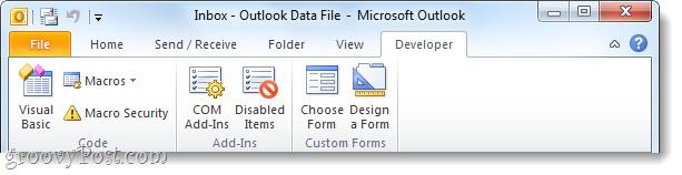 Gán thêm nút chức năng Up và Down trong Excel
