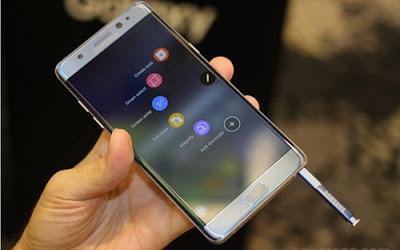 Samsung Galaxy Note 7 bị thu hồi: Người Việt đã mua sẽ được đổi máy mới