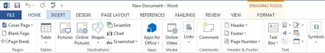 Hướng dẫn toàn tập Word 2013 (Phần 1):Các tác vụ cơ bản trong Word
