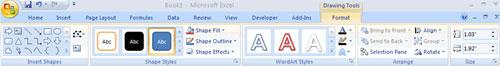 MS Excel 2007 - Bài 9: Chèn ảnh, đồ họa vào bảng tính
