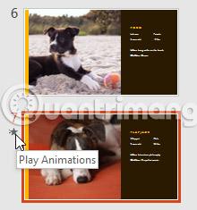 Áp dụng hiệu ứng chuyển tiếp trong PowerPoint 2016