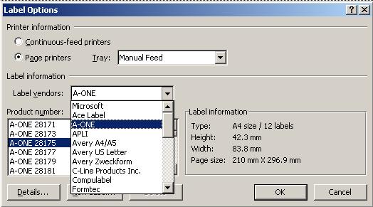 Hướng Dẫn Trộn Thư Mail Merge Trong Word 2013 2010 2007 2003 38