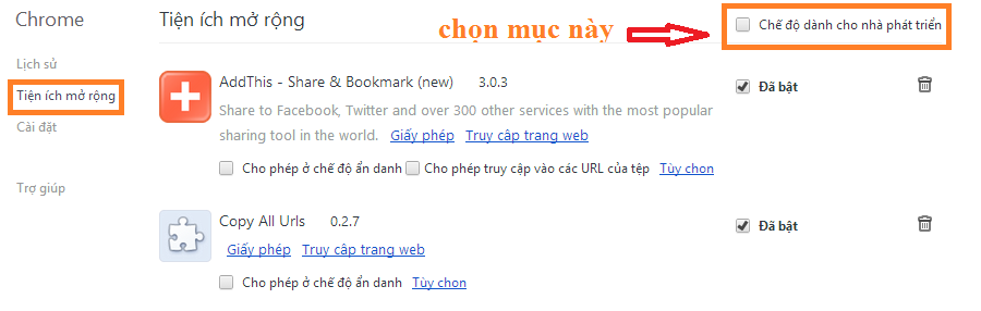Khắc phục lỗi IDM (Internet Download Manager) không bắt link Youtube trên Google Chrome 4
