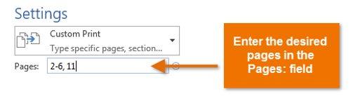 Hướng dẫn toàn tập Word 2013 (Phần 7): Các thao tác in văn bản