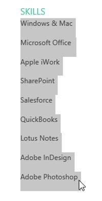 Hướng dẫn toàn tập Word 2013 (Phần 9):Sử dụng Line and Paragraph Spacing