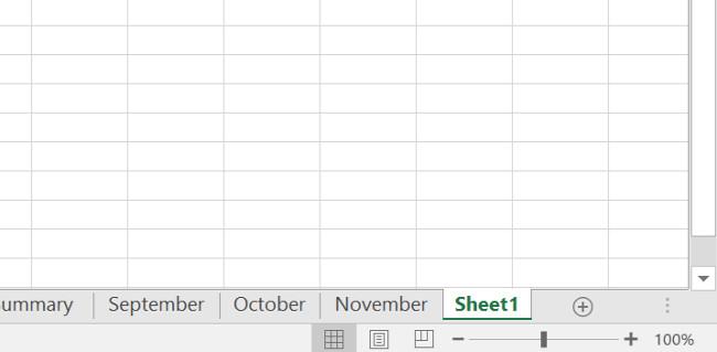 Hướng dẫn toàn tập Excel 2016 (Phần 9): Làm việc với nhiều bảng tính