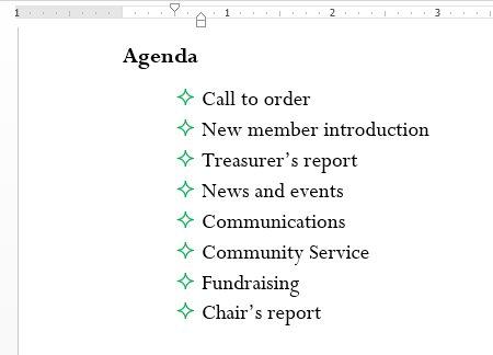 Hướng dẫn toàn tập Word 2013 (Phần 10):Bullets, Numbering, Multilevel list trong Microsoft Word