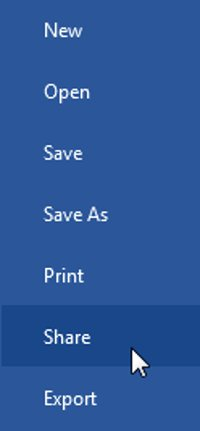 Hướng dẫn toàn tập Word 2013 (Phần 3): Cách lưu trữ và chia sẻ tài liệu