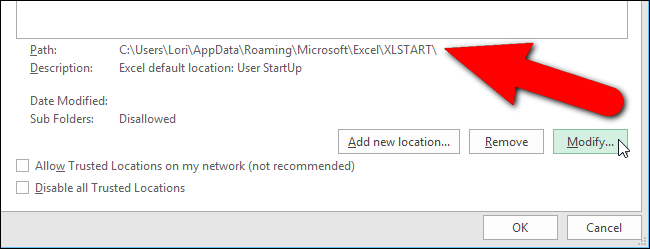 Hướng dẫn cách tự động mở một Workbook khi mở Excel