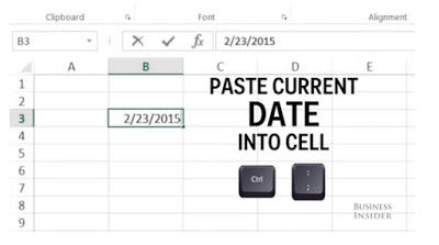 Phím tắt độc lạ trên Excel có thể bạn chưa biết