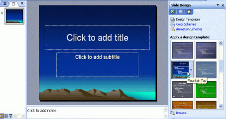 MS PowerPoint - Bài 4: Mẫu thiết kế PowerPoint
