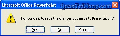 MS PowerPoint - Bài 1: Giới thiệu về MS PowerPoint 2003