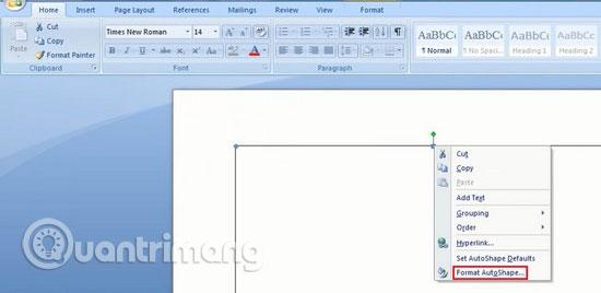Hướng dẫn cách tạo khung trong Word 2007, 2010, 2013, 2016