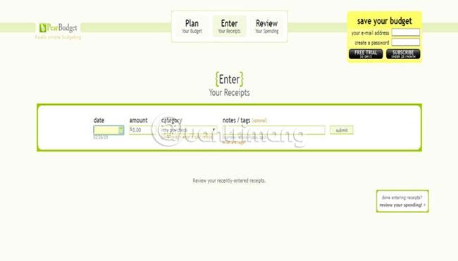 7 template Excel miễn phí giúp quản lý ngân sách