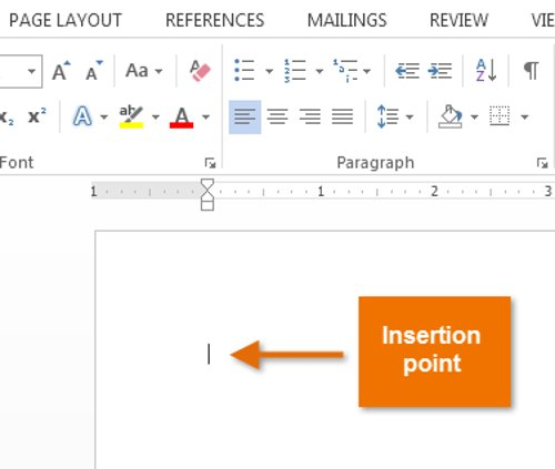 Hướng dẫn toàn tập Word 2013 (Phần 4): Làm quen với thao tác soạn thảo văn bản
